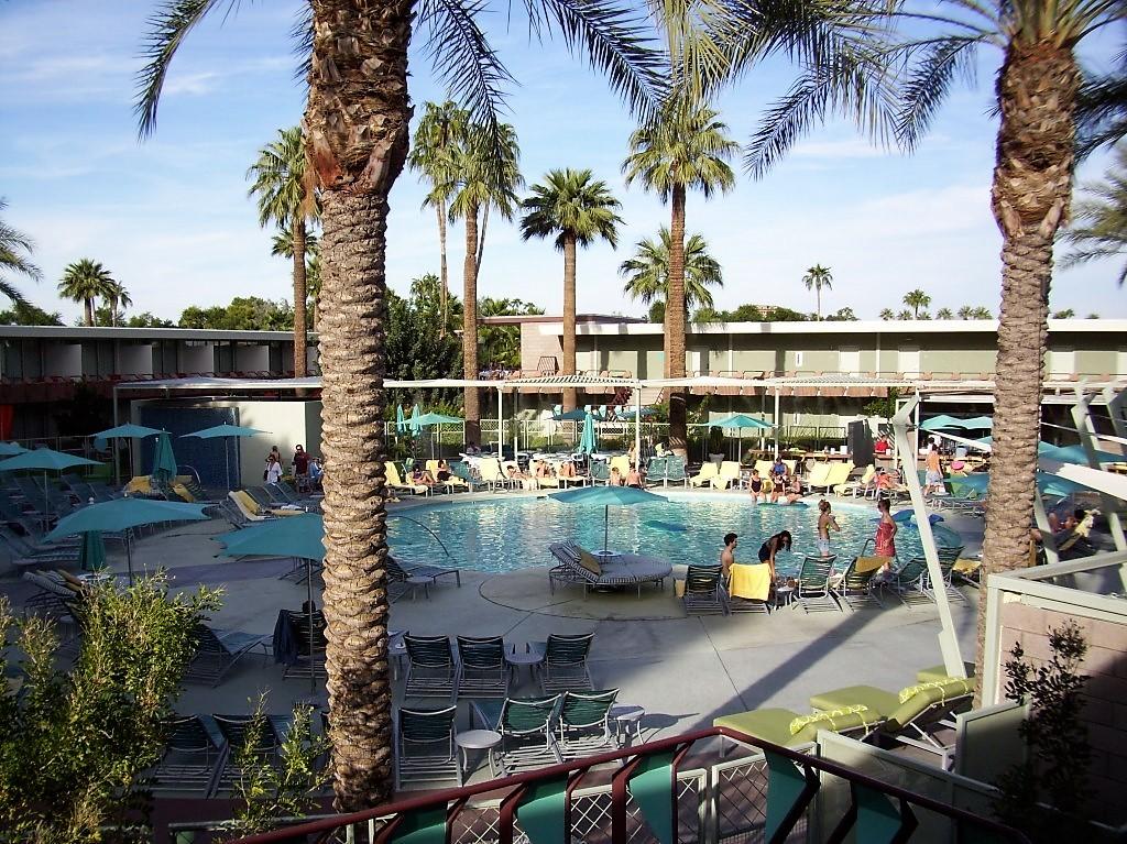Valley Ho- Scottsdale Premiere Boutique Hotel