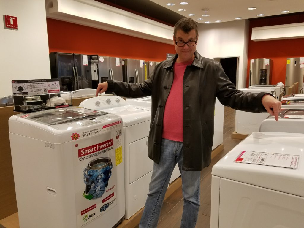 We Bought All Our AppliancesLiverpool In The Antea Lifestyle Center. Why?  They Are Constantly Having Discounts On Top Of Discounts!