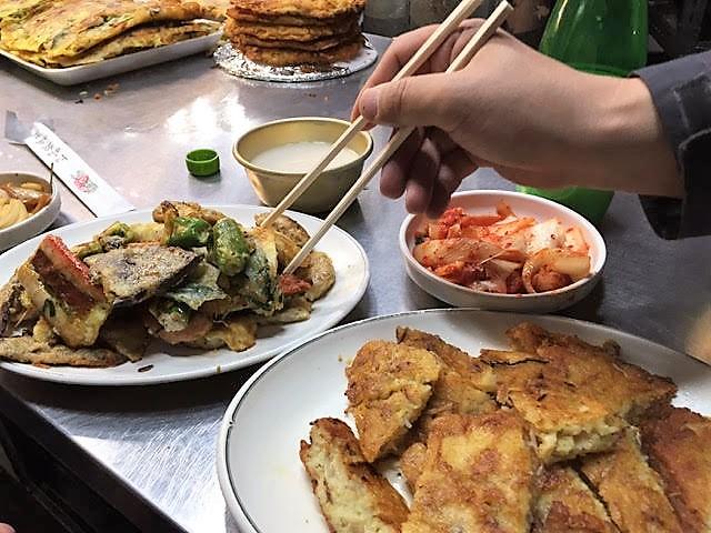 Food tour Seoul 2