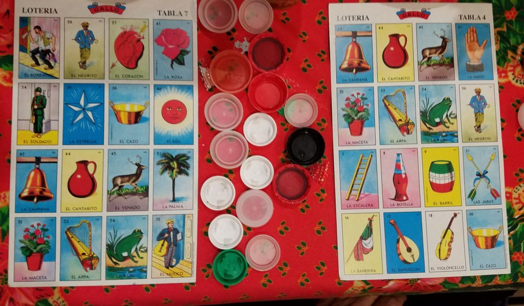 Loteria game
